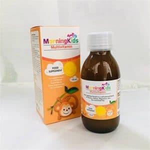 Morningkids Multivitamin bổ sung dưỡng chất cho cơ thể