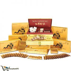 Sun Ginseng Gold hỗ trợ điều trị ung thư