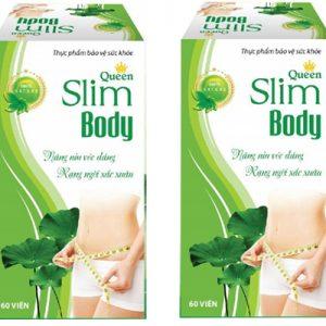 quen slim body giảm cân thảo dược
