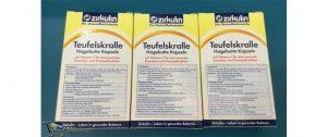 Zirkulin Teufelskralle Hagebutte Kapseln làm giảm các triệu chứng đau nhức xương khớp
