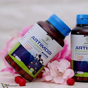 COMALINA - ARTIMOBI glucosamine hỗ trợ cho xương khớp khỏe mạnh