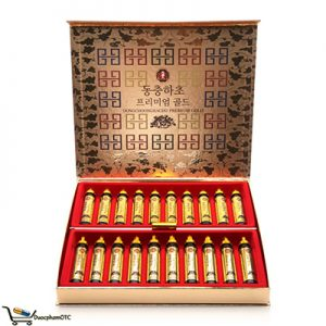 Dongchoonghacho Premium Gold đông trùng hạ thảo dạng ống