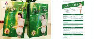 Giảm Cân Miss You hỗ trợ chuyển hóa chất béo trong cơ thể