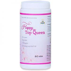 Happy Top Queen bổ sung nội tiết tố, đẹp da