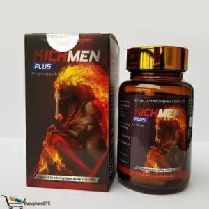 KichMen Plus tăng cường sinh lý nam