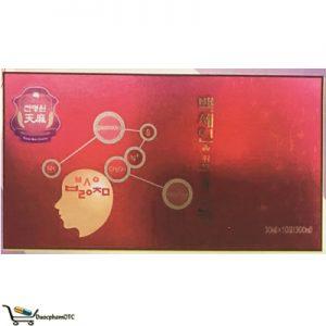 Korea Brain Gastrodia Elata For Senior hỗ trợ bổ não cho người trưởng thành