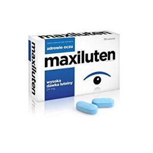 Maxiluten hỗ trợ tăng cường thị lực