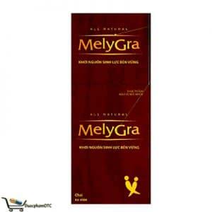MelyGra hỗ trợ tăng cường sinh lý nam