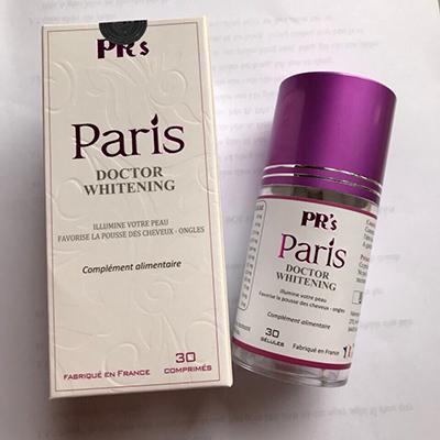 Paris Doctor Whitening Hỗ Trợ Làm Đẹp Da - Dược Phẩm OTC