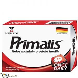 Primalis hỗ trợ cho người bị u xơ lành tính tuyến tiền liệt
