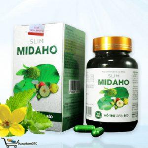 Slim Midaho hỗ trợ giảm cân