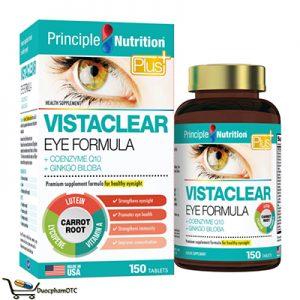Vistaclear Vision Formula hỗ trợ tăng cường thị lực