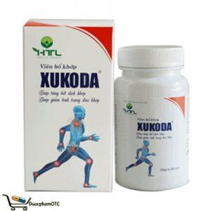 Xukoda hỗ trợ bổ xương sụn khớp