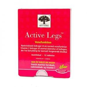 Active Legs hỗ trợ giảm suy giãn tĩnh mạch