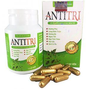 Antitri hỗ trợ các bệnh về trĩ