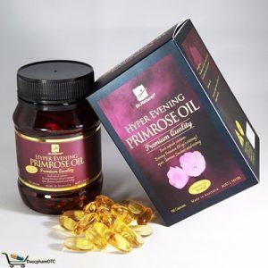 Dr Natural Hyper Evening Primrose Oil hỗ trợ cân bằng nội tiết tố