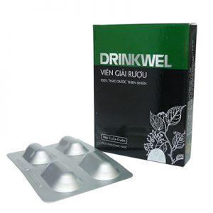 Drinkwel hỗ trợ giải rượu, thanh nhiệt giải độc