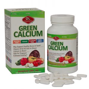 Green Calcium hỗ trợ bổ sung canxi hữu cơ cho người thiếu canxi