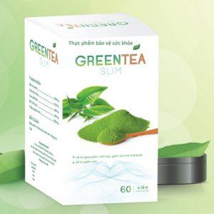 Greentea Slim hỗ trợ giảm mỡ máu, giảm béo