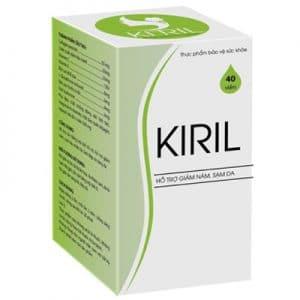 Kiril sản xuất tại việt nam