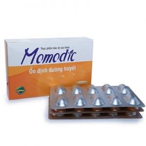 Momodic hỗ trợ ổn định đường huyết