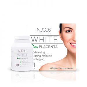 Nucos White hỗ trợ trắng sáng làn da