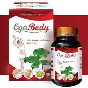 Oga Body giảm cân hiêu quả an toàn