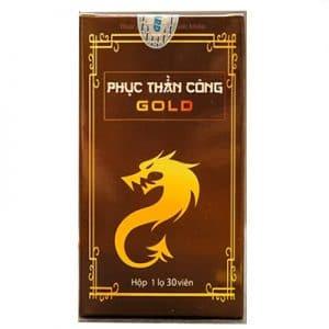 Phục Thần Công gold cải thiện sinh lực nam