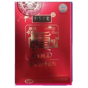 Redginseng Extract Gold hỗ trợ bồi bổ sức khỏe