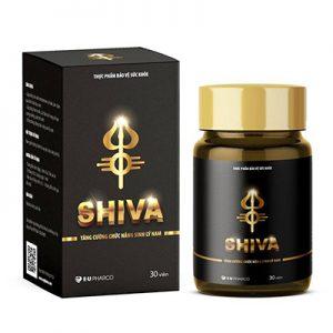 Shiva hỗ trợ sinh lực nam