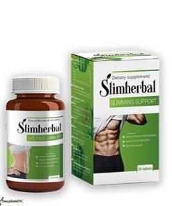 Slimherbal hỗ trợ giảm béo cho người thừa cân béo phì