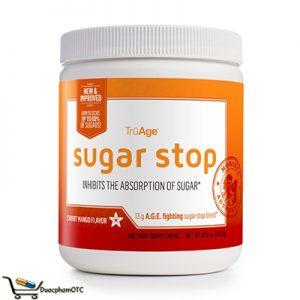 TruAge Sugar Stop hỗ trợ bổ sung chất xơ cho cơ thể