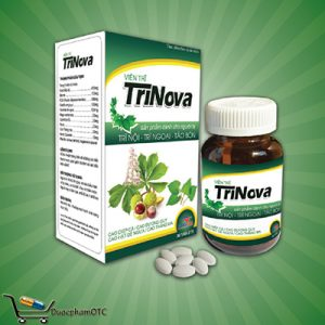 Viên Trĩ Trinova hỗ trợ điều trị trĩ