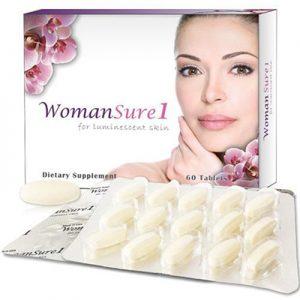 Womansure1 hỗ trợ trắng da