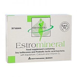 Estromineral hỗ trợ tăng cường nội tiết tố nữ