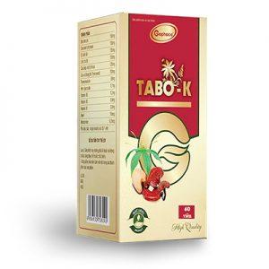 Tabo-K hỗ trợ tăng cường sức đề kháng