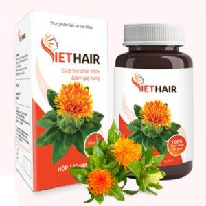 VietHair hỗ trợ mọc tóc đen tóc