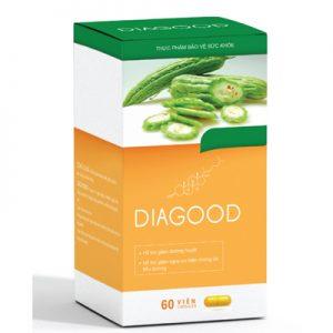 Diagood hỗ trợ giảm đường huyết