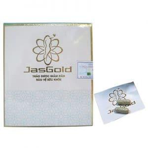 trà giảm cân JASGOLD