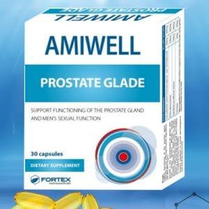 Amiwell hỗ trợ chức năng tuyền tiền liệt