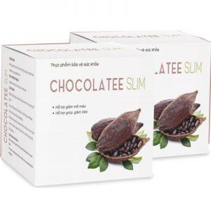 Chocolatee Slim hỗ trợ hạ mỡ máu