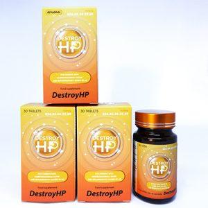 DestroyHP hỗ trợ bảo vệ niêm mạc dạ dày