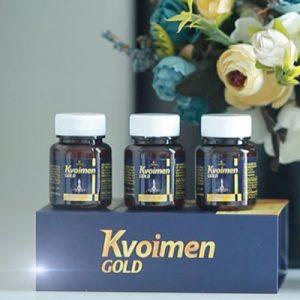 Kvoimen Gold hỗ trợ tăng sinh lực nam