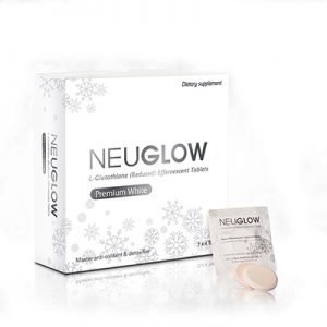 Neuglow Effervescent Tablet viên sủi làm đẹp da