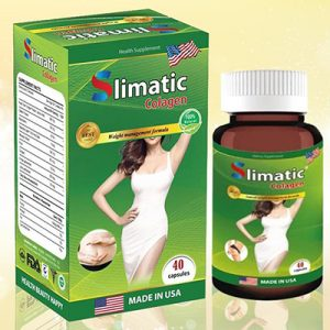 Slimatiic Colagen hỗ trợ giảm cân