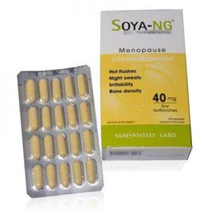 Soya-NG hỗ trợ tăng cường nội tiết tố nữ