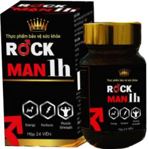 rockman 1h hỗ trợ khả năng sinh lý nam giới