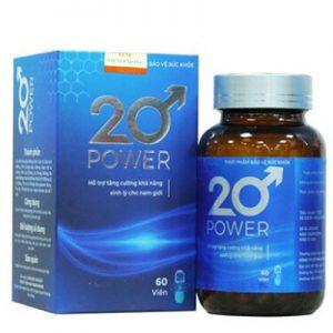20 Power chính hãng