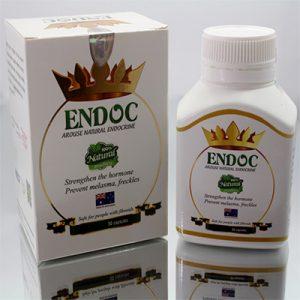 Endoc hỗ trợ giảm thâm nám