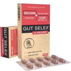 Gut Selex 2 hours nhập khẩu mỹ